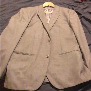 Grey Perry Ellis Sport Jacket